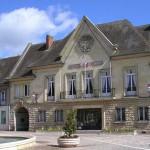 Vimoutiers, l'hôtel de ville