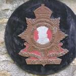 Eterville, plaque Royal Regiment of Canada