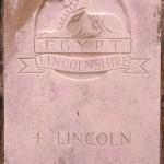 Fontenay-le-Pesnel, plaque 4th Battalion Lincolnshire