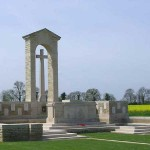 Fontenay-le-Pesnel, monument 49th Infantry Division
