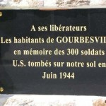 Gourbesville, monument 90th US Infantry Division et 82nd US Airborne Division