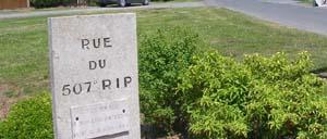 Graignes, monument lettrine