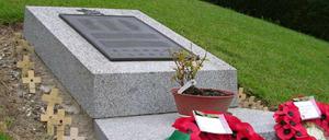 Grangues, monument lettrine