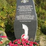 Graye-sur-Mer, stèle 1re Division blindée polonaise