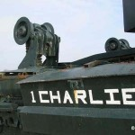 Graye-sur-Mer, char Churchill « One Charlie »