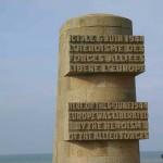 Graye-sur-Mer, monument commémoratif de la Libération