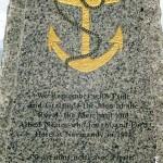 Hermanville-sur-Mer, monument Marines alliées