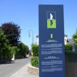 Le Bény-Bocage, totem de l'Espace Historique