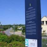 Le Plessis-Grimoult, totem de l'Espace Historique