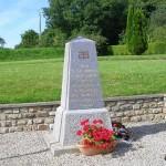 Le Plessis-Lastelle, monument 90th Infantry Division