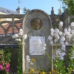 Luc-sur-Mer, stèle général Leclerc