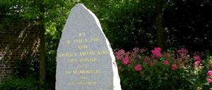 Marigny, monument lettrine