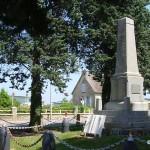 May-sur-Orne, plaque Fusiliers Mont Royal