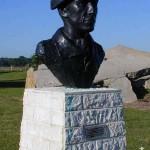 Merville-Franceville, Lieutenant-Colonel Otway