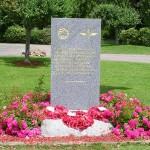 Merville-Franceville, stèle 9th Battalion Parachute Regiment