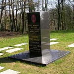 Mortain, monument 30th Infantry Division
