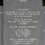 Mouen, monument Major Legrand