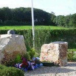 Neufmesnil, monument 82nd Airborne Division