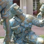 Périers, monument des Quatre braves - Private Speese
