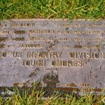 Périers, plaque 90th Infantry Division