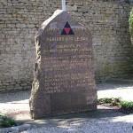 Périers-sur-le-Dan, stèle 3rd Infantry Division
