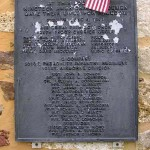 Picauville, plaque 77th Squadron & 501st PIR