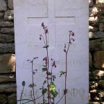 Ranville, tombe Guy de Villardi comte de Montlaur