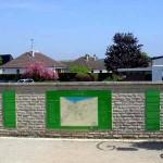 Ranville, monument 6 juin 1944