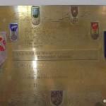 Ranville, plaque Edouard Gérard