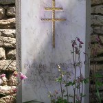 Ranville, tombe Pierre Tanniou