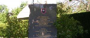 Saint-Charles-de-Percy, monument lettrine