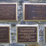 Saint-Jean-de-Savigny, monument 29th US Infantry Division