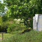 Saint-Clair-sur-l'Elle, monument 29th US Infantry Division