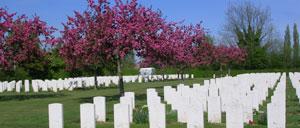 Saint-Désir, cimetière britannique lettrine