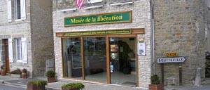 Sainte-Marie-du-Mont, musée liberation lettrine