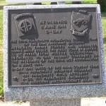 Sainte-Mère-Eglise, monument 505th PIR