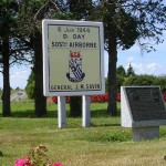 Sainte-Mère-Eglise, monument 505th PIR