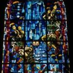 Sainte-Mère-Eglise, vitrail 82nd Airborne Division