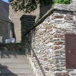 Saint-Georges-Montcocq, plaque 35th Infantry Division