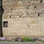 Saint-Hilaire-du-Harcouët, monument victimes civiles