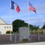Saint-Jores, monument 90th Infantry Division