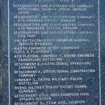 Saint-Laurent-sur-Mer, plaque Provisional Engineer SPB