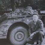 Saint-Laurent-sur-Mer, panneau Bernard Dargols
