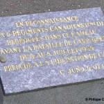 Saint-Manvieu-Norrey, stèle 3rd Infantry Division