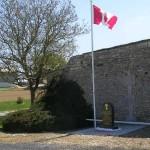 Saint-Martin-de-Fontenay - Troteval, monument Fusiliers Mont-Royal