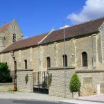 Sannerville, église Notre-Dame de la Nativité