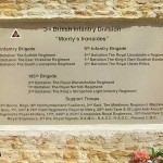 Sannerville, monument 3rd Infantry Division