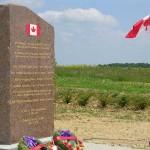 Sées, monument aviateurs canadiens