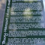 Thury-Harcourt, monument victimes civiles et soldats britanniques