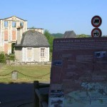 Thury-Harcourt, panneau bataille des Collines